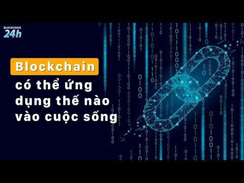 Blockchain Ứng Dụng Trong Cuộc Sống Như Thế Nào | Xu Hướng Làm Giàu