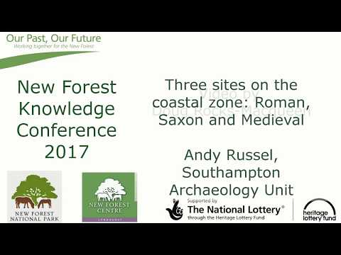 Three sites on the coastal zone: Roman, Saxon and Medieval