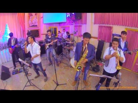 Coffee Cake Band วงดนตรีงานแต่งงาน พี่แพท&พี่เบส ช่วง 1/2