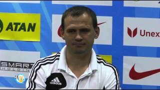 Севастополь - Буковина Пресс-конференция Вадима Зайца