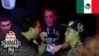 Red Bull Batalla de los Gallos – Octavos: Elik VS RC TKF – Final Nacional México