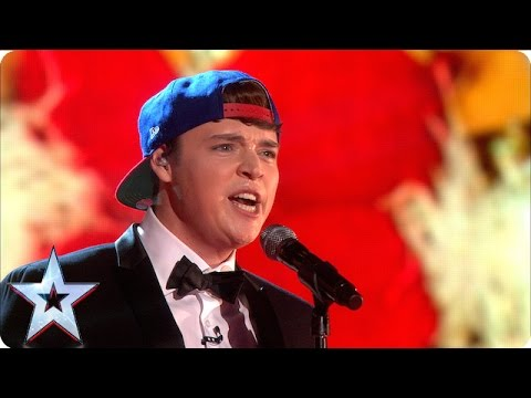 The many voices of Craig Ball take on Adeles Hello  SemiFinal 5  Britain's Got Talent 2016