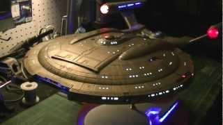 Polar Lights 1/350 Scale Enterprise NX-01 Buildup - The Finale