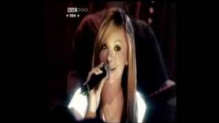 Atomic Kitten singing live It
