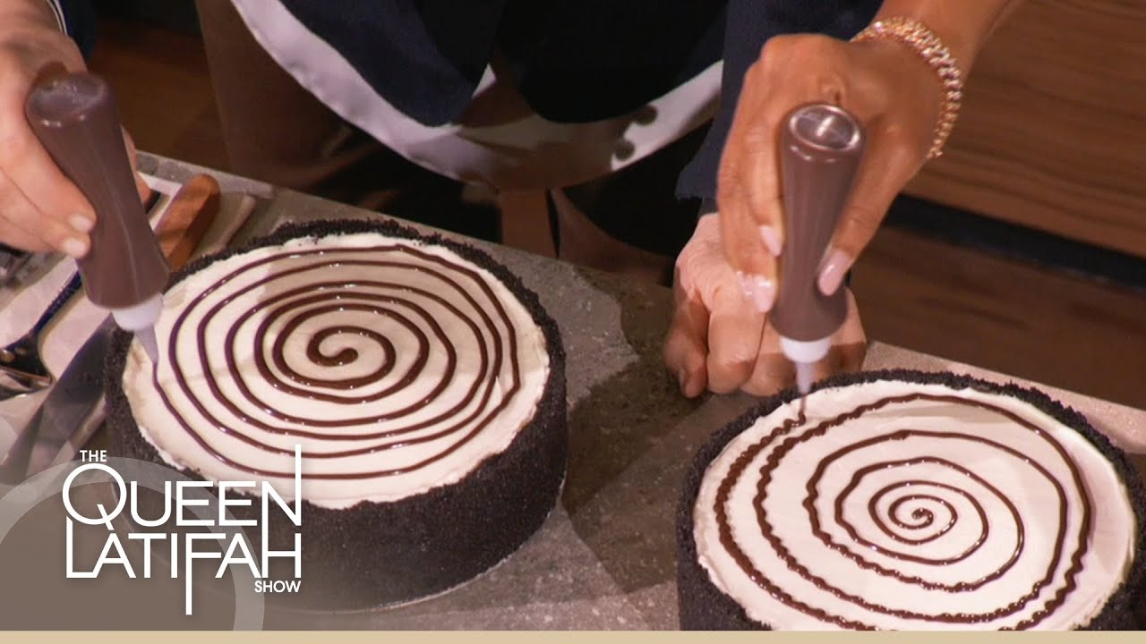 Martha Stewart Cake Decorating 101 On The Queen Latifah Show
