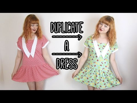 How To Duplicate Your Favourite Dress | Get Thready With Me #8