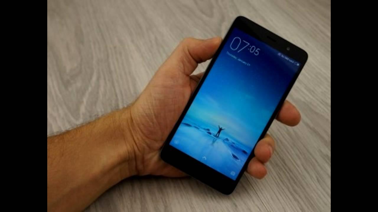 Обзор Xiaomi Redmi 3 Pro | Zopo.pro - YouTube