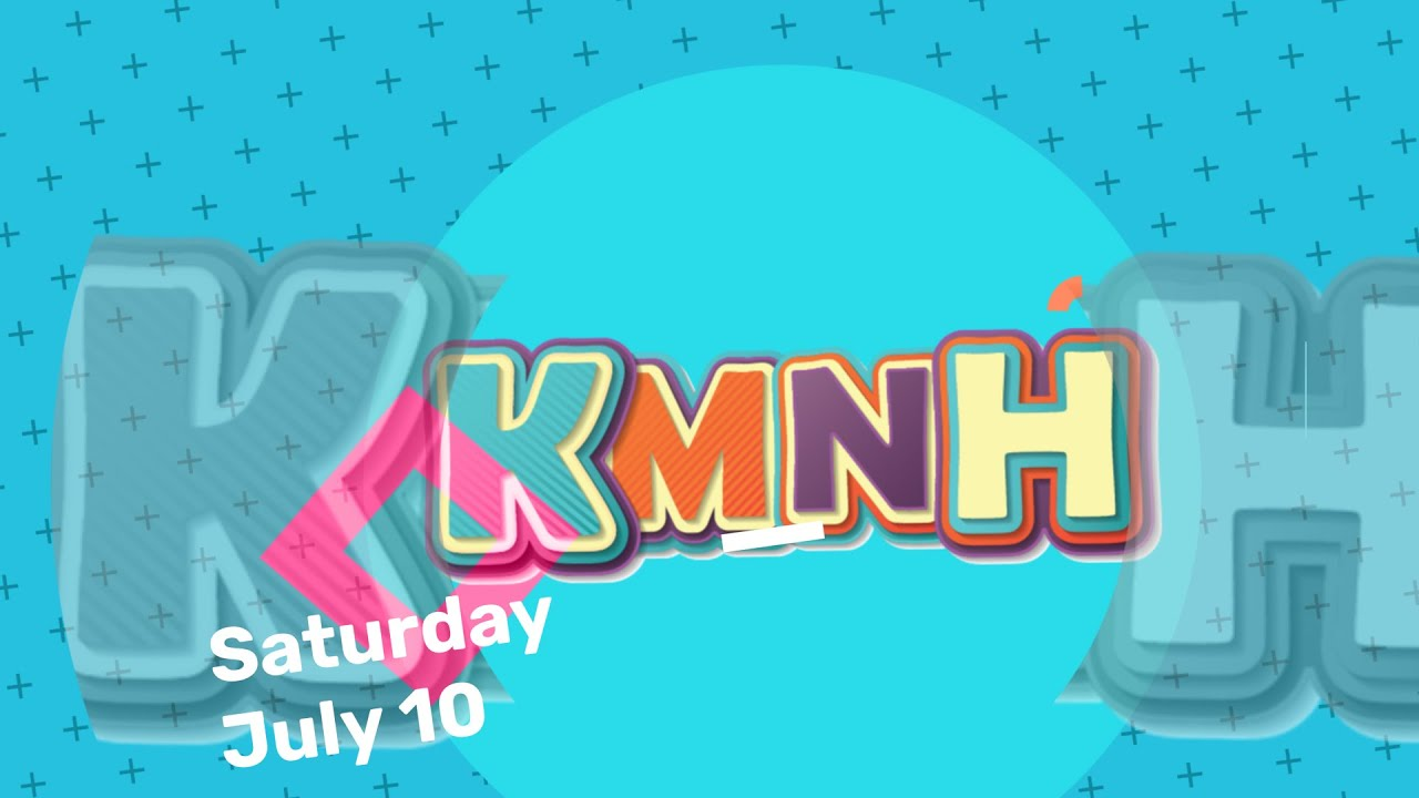 Kids Making the News Happen for Saturday, July 10