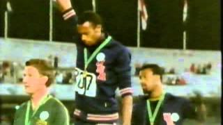 63 black power salute