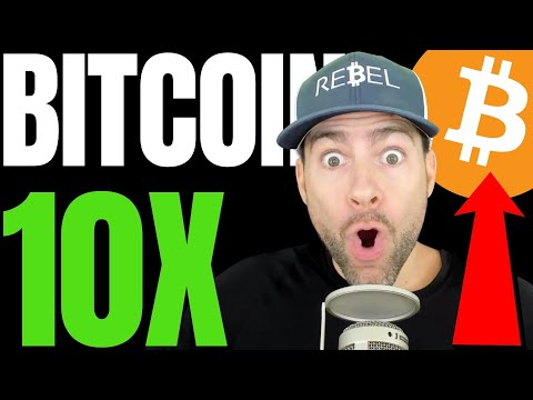 BITCOIN AND CRYPTO ON BRINK OF RISING TO $10 TRILLION MARKET CAP,  SAYS TOP ANALYST – HERE'S WHEN!!