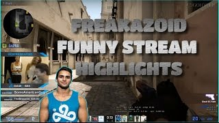 C9 Freakazoid Stream Highlights