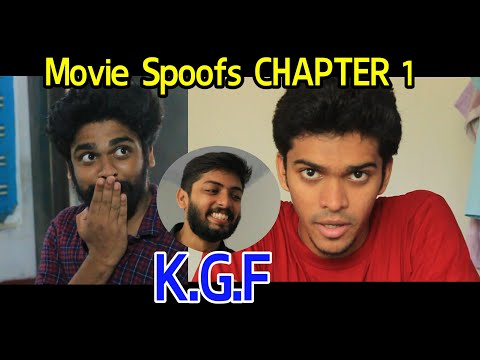 Movie Spoofs CHAPTER 1: KGF Degree Supple ExamBit