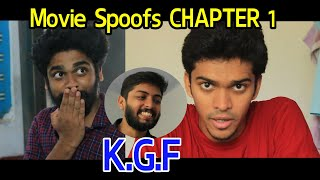 Movie Spoofs CHAPTER 1: KGF |Degree Version|Supple Exam|Bit