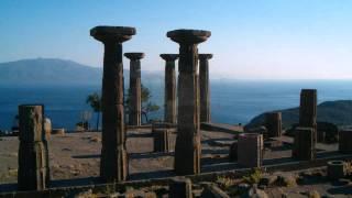 видео Достопримечательности Греции. Топ10: Родос, Скалы Метеоры, Дельфы