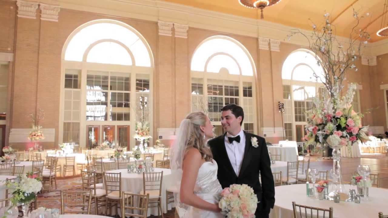 Megan Adam Sneak Highland Park United Methodist Union Station Dallas Wedding Video You