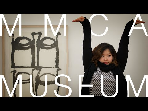 EXPLORE KOREA: MMCA Modern Art Museum Seoul, Музей Современного Искусства в Сеуле