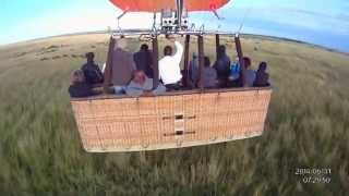 Balloon Safari over the Maasai Mara, Kenya