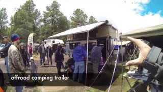 Offroad camping trailers by VMI offroad :Overland Expo 2015