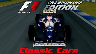 F1 Championship Edition - Some Classic Car Test Drives