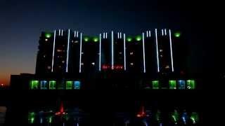 АКЛЕД, Архитектурная подсветка и медиафасады, Дом Мебели(Использовались линейки TQ 8100 FullColor и прожектора FR233., 2015-07-05T20:21:44.000Z)