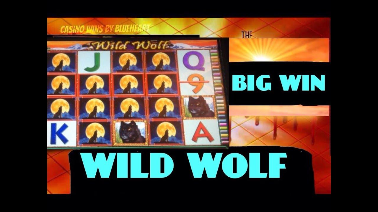 Wild Wolf Slot Machine Free