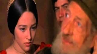 Клип на фильм Ромео и Джульетта Музыка Нино Ротта
