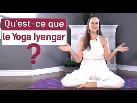 Qu'est-ce que le Yoga Iyengar ? (287/365)