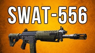 Black Ops 2 In Depth - Swat-556 Assault Rifle Review (w/ Select Fire & Patch Updates)