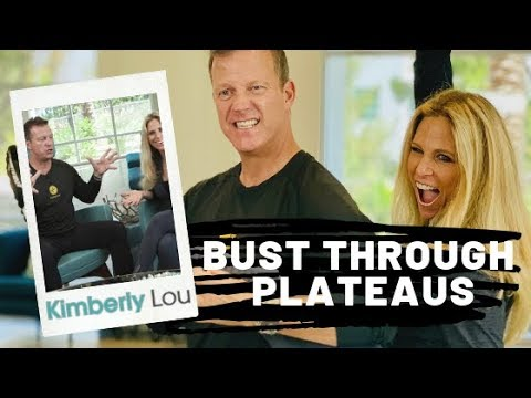 Busting Through Weightloss Plateaus with Brian Bradley & Kimberly Lou