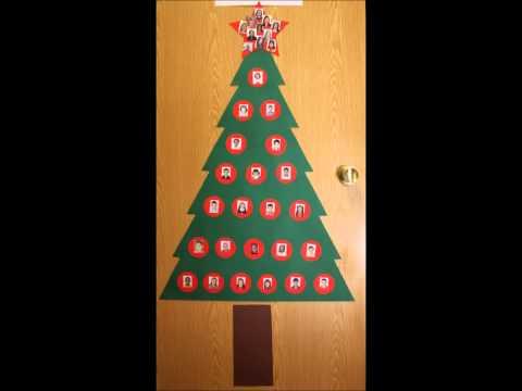 Abre tu puerta navidad ceipav 2014 hd youtube for Decoracion de puertas de colegio