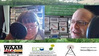 S3E8 Partial shade Vegetables, Bad garden tips on social media guest Ellen Zachos - TWVG Radio show