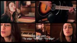 Sara Bareilles I Choose You nueva version