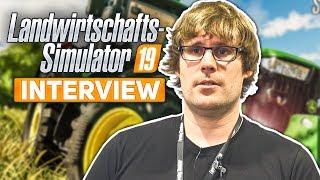 LS19: Neue Features und Hintergründe! | LS 19 INTERVIEW | Stefan Geiger, CTO GIANTS Software