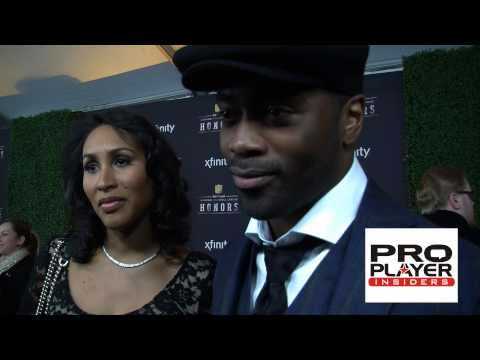 Hall of Fame RB Curtis Martin Geared Up for 2014 NFL Honors