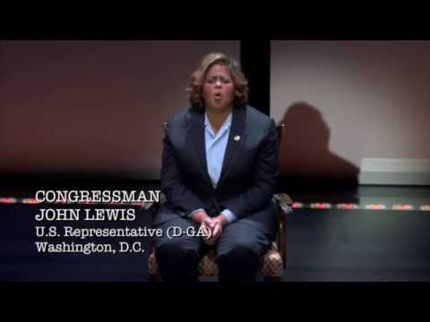 Anna Deavere Smith as Congressman John Lewis