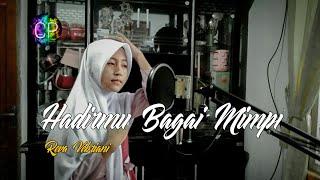 HADIRMU BAGAI MIMPI - FAUZI BIMA   COVER BY REVA VEBRIANI