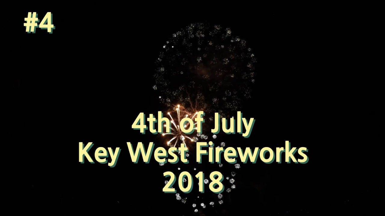 key west activities december 2018