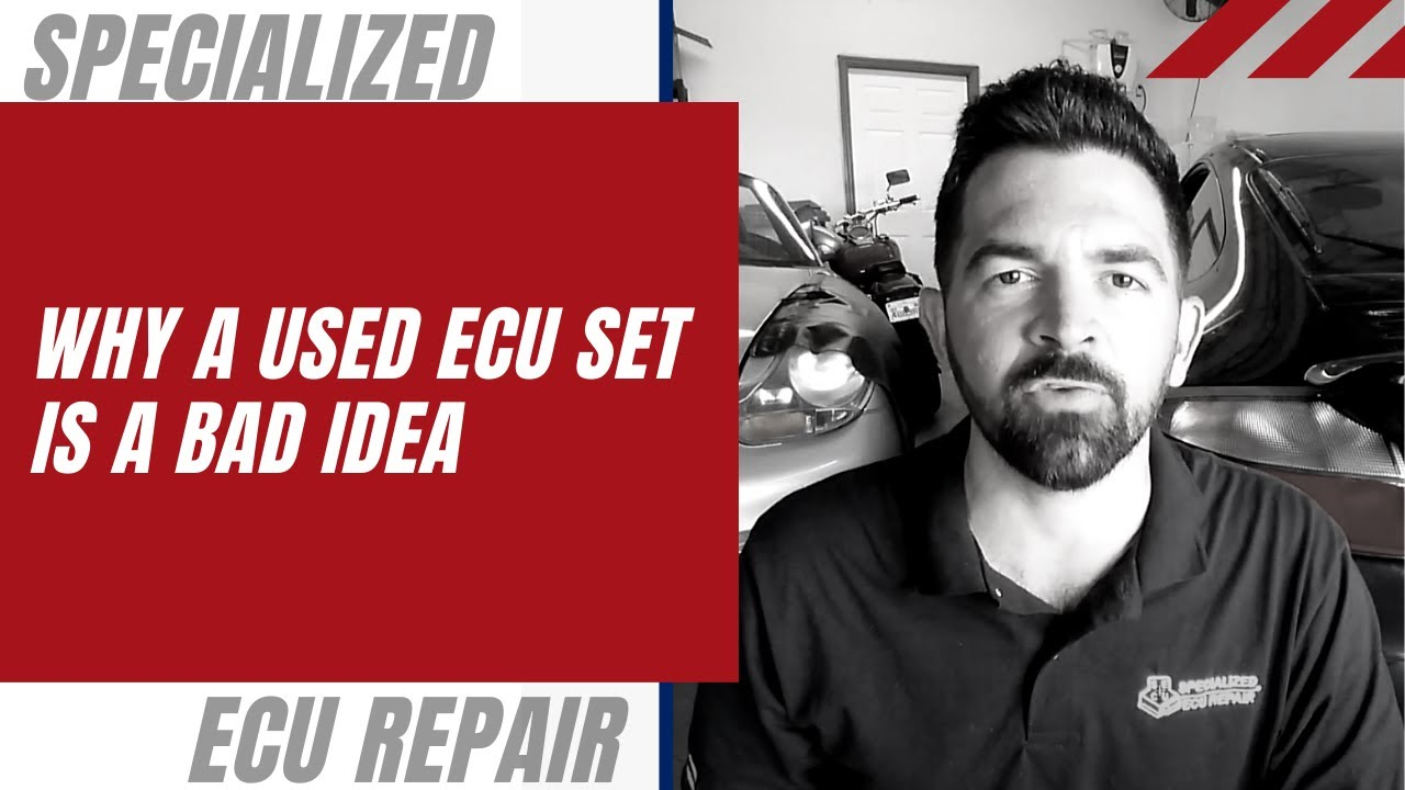 BMW ECU DME Reprogrammed and Rebuilt Explained - Specialized