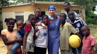 Dr Kate Gross: Humanitarian