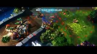 Gazlowe | One Inch at a time - Heroes of the Storm [HD]
