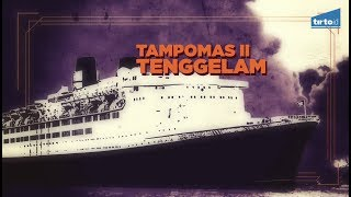 Tampomas Tenggelam  - Video Mozaik
