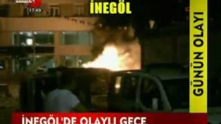 Inegöl`de 5 Türk`ü bicaklayan Kürtlerè Linc girisimi-.1.-