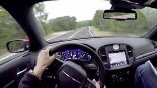2015 Chrysler 300S - WR TV POV Canyon Drive