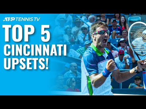 Top 5 Cincinnati Masters Upsets!