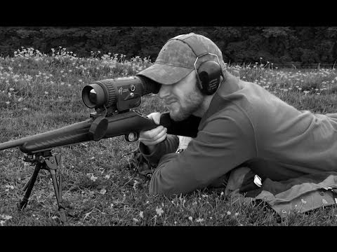The Shooting Show -- thermal scope foxing PLUS rogue stag stalking in vulnerable forestry