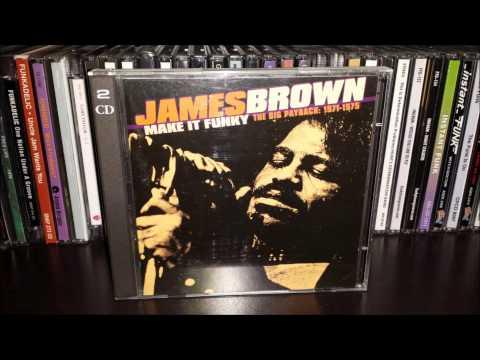 JAMES BROWN- i´m a greedy man