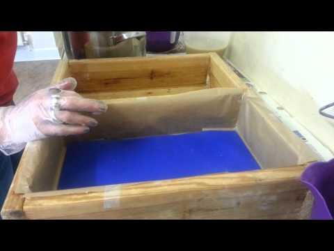 Making Fortress soap   FuturePrimitive Soap Co.