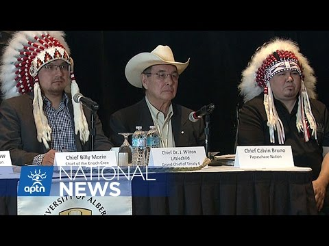 Enoch Cree Nation Collaborating to Bring the World Indigenous Games to Canada | APTN News