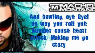 Bend Over-Machel Montano LYRICS HD