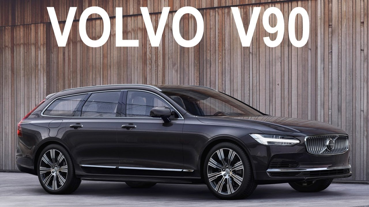 volvo cars introduces refreshed v90 model 2021  newsauto